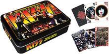 Kiss - Armageddon - Playing Card Gift Tin