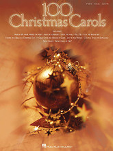 100 Christmas Carols by Various. For Piano/Vocal/Guitar. Piano/Vocal/Guitar Songbook. 208 pages. Published by Hal Leonard.  All the carols you love in one convenient collection! Includes: Angels We Have Heard on High • Away in a Manger • The Boar's Head Carol • Bring a Torch, Jeannette,, Isabella • Carol of the Birds • Christ Was Born on Christmas Day • Come, Thou Long-Expected Jesus • Coventry Carol • Deck the Hall • The First Noel • Go, Tell It on the Mountain • God Rest Ye Merry, Gentlemen • Good King Wenceslas • I Heard the Bells on Christmas Day • It Came upon the Midnight Clear • Joy to the World • O Come, All Ye Faithful (Adeste Fideles) • O Holy Night • Silent Night • Sing We Now of Christmas • Still, Still, Still • What Child Is This? • and more.