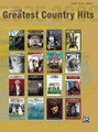"2005-2006 Greatest Country Hits. For Piano, Keyboard, Voice (PIANO/VOCAL/CHORDS). P/V/C Mixed Folio; Piano/Vocal/Chords. MIXED. Country and Contemporary Country. Songbook. Vocal melody, lyrics, piano accompaniment, chord names and guitar chord diagrams. 184 pages. Alfred Music Publishing #25315. Published by Alfred Music Publishing.  Alfred's ""Greatest Hits"" series features the most popular songs released throughout the year. Distinguished by genre, each book in the series provides the lyrics along with piano and chord arrangements for all the songs included.  ""2005-2006 Greatest Country Hits"" contains over 20 of the most popular country songs released during 2005 and 2006. Songs include: Comin' To Your City (Big & Rich) * Better Life (Keith Urban) * Hicktown (Jason Aldean) * She Didn't Have Time (Terri Clark) * Mississippi Girl (Faith Hill) * Attitude (Wynonna) * Big Time (Big & Rich) * Good Ol' Boys - Theme from The Dukes of Hazard (Willie Nelson), and many more."