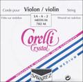 Corelli Crystal Violin E String, 4/4 Size
