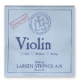 Larsen Silver Violin G String