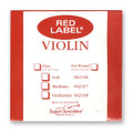 Red Label Violin A String, 4/4 Size - Soft