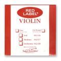 Red Label Violin D String, 1/16 Size - Medium