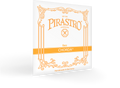 Pirastro Chorda Bass E String, Gut/Silver Plated
