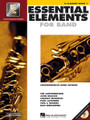 Essential Elements for Band - Book 1 with EEi (Bb Clarinet) w/CD-ROM