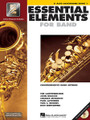 Essential Elements for Band - Book 1 with EEi (Alto Saxophone) w/CD-ROM