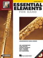 Essential Elements for Band - Book 1 with EEi (Flute) w/CD-ROM