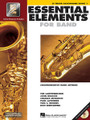 Essential Elements for Band - Book 1 with EEi (Bb Tenor Saxophone) w/CD-ROM