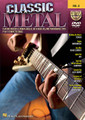 Classic Metal (Guitar Play-Along DVD Vol. 8)