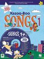 Kazoo-Boo Songs 1 CD