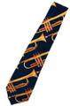 Tie Trumpet (Navy)