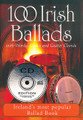 100 Irish Ballads - Volume 1. (Ireland's Most Popular Ballad Book). By Various. For Melody/Lyrics/Chords. Waltons Irish Music Books. Softcover with CD. 112 pages. Hal Leonard #WM1013CD. Published by Hal Leonard.  100 of the best-loved Irish songs and ballads are presented in this collection of lyrics, music and guitar chords. Includes a CD with the first verse and chorus of the songs from the book. Volume 1 includes: A Bunch of Thyme • Butcher Boy • I Know My Love • Waxies Dargle • A Nation Once Again • The Black Velvet Band • I'm a Rover.