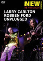 Larry Carlton and Robben Ford - Unplugged. Live/DVD. Published by Hal Leonard.  Larry Carlton and special guest Robben Ford sharing the same stage, unplugged. This DVD is a guitar lover's dream. This unique pairing of great guitar legends delivers and unforgettable evening of dueling guitar solos and an uncompromising evening of The Blues the way it was meant to be.