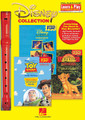 Disney Collection. (Learn & Play Recorder Pack). By Various. For Recorder. Recorder. Published by Hal Leonard.  This cool pack contains a high-quality recorder, plus three terrific Recorder Fun! books loaded with 16 huge Disney hits: Can You Feel the Love Tonight • Circle of Life • Hakuna Matata • I Will Go Sailing No More • Reflection • When She Loved Me • Woody's Roundup • You've Got a Friend in Me • and more. Each book comes complete with instructions for playing the recorder, and a handy fingering chart.