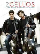 2 cellos: Luka Sulic & Stjepan Hauser by 2Cellos. For Cello Duet. Cello Recorded Versions. Softcover. 80 pages. Published by Hal Leonard.  This folio features accessible duet arrangements to 11 songs as performed by Luka Sulic and Stjepan Hauser – rival cellists who joined forces to create unique renditions of popular songs, and became a YouTube sensation in the process. Contains these hits for advanced cello players: Fragile • Human Nature • Misirlou • Resistance • Smells like Teen Spirit • Smooth Criminal • Use Somebody • Viva La Vida • Welcome to the Jungle • Where the Streets Have No Name • With or Without You.