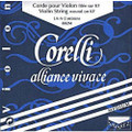 Alliance Vivace Violin G Silver