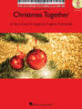 Christmas Together (6 Piano Duets Arranged by Eug). Arranged by Eugénie Rocherolle and Eug. For Piano/Keyboard. Piano Solo Songbook. Softcover with CD. 40 pages. Published by Hal Leonard.  Six intermediate level piano duet arrangements are featured in this book/CD pack. The CD includes a recording by Rocherolle of the duet, primo and secondo tracks allowing the performer to practice along with the CD. Songs include: Blue Christmas • The Christmas Song (Chestnuts Roasting on an Open Fire) • Rudolph the Red-Nosed Reindeer • Santa Baby • Up on the Housetop • We Wish You a Merry Christmas.
