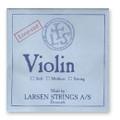 Larsen Violin D String- Silver