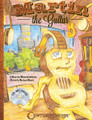 """Martin the Guitar. Guitar. Hardcover with CD. 32 pages. Published by Centerstream Publications.  This charming children's story will delight music lovers of all ages. Little Martin the Guitar lives in Mr. Beninato's Music Store in New York City. He wants so much to be adopted and taken home by a fine musician, but the other larger instruments in the shop are always picked before him. Every night after Mr. Beninato goes home, all the instruments play for each other and compete for a place of honor in the shop. The large and loud guitar known as Big D always wins the contest. One night, Strada the Violin decides to step out of her special case and help Martin win the contest, and the two perform a duet that leaves the other instruments looking on with awe and admiration. Join Martin and all his friends for a CD of music from Mr. Beninato's Music Store! Performed on guitars, mandolins, banjos, and more, hear songs from the book entitled """"Strada's Waltz,"""" """"Mr. Beninato's Music Shop,"""" """"Martin's Lullaby,"""" and six more tunes made to bring a smile to your face and to set your toes tapping!"""