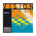 Vision Solo Violin D String-Silver