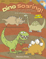 """Dino Soaring! (A Prehistoric Musical Adventure for Cross-Curricular Fun in the Classroom). By Jill Gallina and Michael Gallina. For Choral, Compact Disc (CD) (REPRO COLLECT UNIS BOOK/CD). Collections. Book with CD. 64 pages. Published by Shawnee Press.  Have a rip-roaring time teaching your kids about some amazing prehistoric creatures! Sing and play your way through the early history of life on earth and discover science in a way you never thought could be this fun!  Dino Soaring! is an engaging cross-curricular resource of songs and activities for Grades 1-3 that explores the lives of seven exciting dinosaurs. It includes eight songs, an easy rhyming script, and fifteen fact-filled reproducible activities. Designed for music and general classroom teachers, this collection will reinforce learning done in other disciplines across the curriculum and engage students in a riveting musical learning experience. This collection also provides you with a """"Dinosaur Vocabulary Guide,"""" """"Life Science Curriculum Objectives,"""" and """"Fast Facts for Teachers"""" for each of the seven dinosaurs to help answer basic questions and allow you to conduct fun and informed classroom discussions.  Whether used as a musical revue or as a teaching tool for any classroom, Dino Soaring! is sure to provide meaningful fun for both you and your students."""