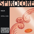 Spirocore Violin D String -Chrome wound