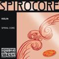 Spirocore Violin String Set with Chrome E