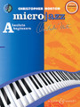 Microjazz for Absolute Beginners. (New Edition for Piano). For Piano/Keyboard. BH Piano. Softcover with CD. 22 pages. Boosey & Hawkes #M060122569. Published by Boosey & Hawkes.  Now available with CD, and with content broken down into bite-size chapters! The process of learning to play keyboard just got simpler with this instruction book, which takes first-time players steadily through basic keyboard technique and theory using simple pieces in popular styles such as jazz, blues, rock 'n' roll and reggae. Each piece is complemented by a distinctive Microjazz-style accompaniment to be played by a teacher or intermediate pianist transforming even the easiest tunes into unmistakable Microjazz pieces. Couple these with the newly-recorded backing tracks and you will hear the unique sound world of Microjazz come alive right from the very first lesson.