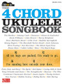 The 4-Chord Ukulele Songbook by Various. For Ukulele. Ukulele. Softcover. 144 pages. Published by Cherry Lane Music.  The Strum & Sing series provides an unplugged and pared-down approach to your favorite songs – just the chords and the luyrics, with nothing fancy. These easy-to-play arrangements are designed for both aspiring and professional musicians. This fantastic collection lets you play nearly 60 songs in lots of styles, knowing just 4 chords on the uke! Includes: All Shook Up • Cecilia • Dixie Chicken • The Gambler • Guantanamera • I Gotta Feeling • Mr. Tambourine Man • My Generation • Ring of Fire • Shelter from the Storm • Surfin' U.S.A. • Twist and Shout • and dozens more.