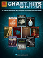 Chart Hits of 2012-2013 by Various. For Guitar. Easy Guitar. Softcover. Guitar tablature. 56 pages. Published by Hal Leonard.  Easy arrangements of a dozen huge hits, in standard notation and tab: The A Team • Diamonds • Die Young • Ho Hey • Home • It's Time • Locked Out of Heaven • Madness • One More Night • Skyfall • Some Nights • Too Close.