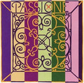 Pirastro Passione Violin Solo D String - Gut - silver