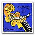 Pirastro Permanent Bass G String - Steel/Nickel