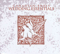 """Wedding Essentials by The Canadian Brass. For Brass. Canadian Brass CD. CD only. Canadian Brass #B000862302. Published by Canadian Brass.  The Washington Post calls the Canadian Brass """"The world's leading brass ensemble."""" They show why on this CD as the Canadian Brass performs 17 wedding classics."""