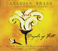 People of Faith (Hymns & Chorales for Brass, Choir & Organ). Arranged by Peter Tiefenbach and Richard Walters. For Brass, French Horn, Trombone, Trumpet, Tuba. Canadian Brass CD. CD only. Canadian Brass #ODR7337. Published by Canadian Brass.  12 tracks performed by the Canadian Brass, featuring Jacob's Ladder, All Creatures of Our God and King, and the newly composed People of Faith.  Tracks: Come, Thou Almighty King • O God, Our Help in Ages Past • Come, Thou Fount of Ev'ry Blessing • We Gather Together • People of Faith • Beautiful Savior • Sheep May Safely Graze • Jacob's Ladder • Spirit of God, Descend Upon My Heart • Praise to the Lord, the Almighty • How Firm a Foundation • All Creatures of Our God and King.