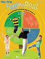 """Feel the Beat!. (Seasonal Movement and Activity Songs for Grades K-3). By John Jacobson and Roger Emerson. For Choral (COLLECTION). Music Express Books. 72 pages. Published by Hal Leonard.  Looking for that perfect movement song to start your music class, or fresh new songs for different times of the year? Well, get ready to boogie woogie and scarecrow scat from the first day of school to the last with 12 seasonal songs from the popular """"Hop 'Til You Drop"""" series. This creative collection for primary grades comes from the pages of John Jacobson's Music Express magazine and features piano/vocal arrangements, simple movement, reproducible lyric sheets and helpful teaching tips. Also available separately is a Sing-Along CD with John and a group of children, and a Performance/ Accompaniment CD of song versions with and without singers. So let's get going - it's time to feel the beat! Available separately: Song Collection, Sing-Along CD, Performance/Accompaniment CD. Suggested for Gr. K-3."""