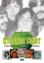 Strange Fruit - The Beatles' Apple Records by The Beatles. Consumer/Live/DVD. Hal Leonard #SIDVD570. Published by Hal Leonard.  The extraordinary tale of an extraordinary record label. In 1968, under a haze of publicity, The Beatles opened their collective door to all manner of musicians, writers and artists. Strange Fruit: The Beatles' Apple Records is the story of a record label which came to exist under extraordinary circumstances, produced some extraordinary records and was operated under the most extraordinary guidelines.