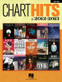 Chart Hits of 2012-2013 by Various. For Piano/Keyboard. Easy Piano Songbook. Softcover. 104 pages. Published by Hal Leonard.  16 of the year's biggest hits in easy piano format: The A Team • As Long as You Love Me • Blow Me (One Last Kiss) • 50 Ways to Say Goodbye • Ho Hey • I Knew You Were Trouble • I Won't Give Up • It's Time • Little Talks • Live While We're Young • Locked Out of Heaven • One More Night • Skyfall • Some Nights • Too Close • We Are Never Ever Getting Back Together.