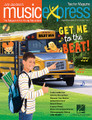 Aug/Sep 2013 Music Express Teacher Magazine/cd Vol 14 No 1 Get Me To The Beat. For Choral (Teacher Magazine w/CD). Music Express. Published by Hal Leonard.  Get on board the Music Express with this essential resource for general music classrooms and elementary choirs. Join John Jacobson and friends as they provide you with creative, high-quality songs, lessons and recordings that will keep students engaged and excited! This August/September issue includes: Get Me to the Beat * Dancing in the Streets * I Am the Very Model (from The Pirates of Penzance) * Home by Phillip Phillips * Welcome Song from Uganda * Charlie over the Ocean * and Jump In! Plus many more songs and activities in the teacher magazine!