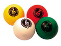 Ease your troubles with this G-Clef stress ball. Assorted colors.