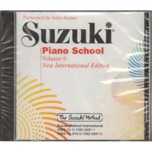 Suzuki Piano School CD, Volume 6 - Seizo Azuma.