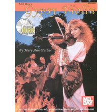 Harbar, Mary Ann - Gypsy Violin - Book/CD set - Mel Bay Publications.