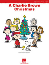 A Charlie Brown Christmas(TM). (Beginning Piano Solos). By Vince Guaraldi. For Piano/Keyboard. Beginning Piano Solo Songbook (no lyrics). Softcover. 32 pages. Published by Hal Leonard.  Piano solo arrangements for beginners of all ten Vince Guaraldi songs from this beloved annual classic: Christmas Is Coming • The Christmas Song • Christmas Time Is Here • Für Elise • Hark, the Herald Angels Sing • Linus and Lucy • My Little Drum • O Tannenbaum • Skating • What Child Is This?