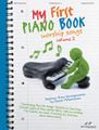 My First Piano Book - Volume 2: Worship Songs (Worship Songs). Arranged by David Thibodeaux. For Piano, Voice. Brentwood-Benson Keyboard Kids. Easy. Softcover. 48 pages. Brentwood-Benson Music Publishing #4575714807. Published by Brentwood-Benson Music Publishing.  Beginner piano arrangements of 17 hit worship songs, including: Better Is One Day • Breathe • Great Light of the World • Here I Am to Worship • Holy Is the Lord • My Savior, My God • Trading My Sorrows • and more.