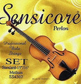 Super Sensitive Sensicore Viola C String - Tungsten/Silver