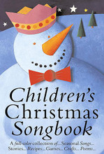 Children's Christmas Songbook by Various. For Piano/Vocal (Book). Music Sales America. Christmas, Children. 96 pages. Music Sales #AM982498. Published by Music Sales.  Here's a full-color feel-good assortment of music, stories, recipes, games, crafts and poems that perfectly capture the traditional spirit of Christmas.