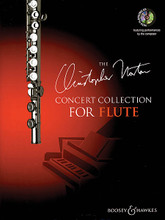 Christopher Norton Concert Collection by Christopher Norton. For Flute (Flute). Boosey & Hawkes Miscellaneous. Play Along. Softcover with CD. Guitar tablature. 88 pages. Boosey & Hawkes #M060116704. Published by Boosey & Hawkes.  15 entertaining and inventive pieces for intermediate to advanced flute, based on well-known spirituals, folk tunes, and classical themes. The play-along CD includes accompaniments and full performances.