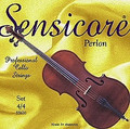 Super Sensitive Sensicore Cello C String - Silver
