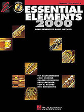 Essential Elements 2000 - Book 2 (Conductor). For Concert Band, Conductor. Essential Elements 2000. Play Along. Method book and accompaniment CD. 352 pages. Published by Hal Leonard.  Book 2 includes:
