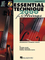 Essential Technique 2000 for Strings. (Violin). For Violin. Essential Elements. Contains Play-Along CD for Exercises 1-76. Play Along. Softcover with CD. 48 pages. Published by Hal Leonard.  Book 3 of the Essential Elements 2000 for Strings series, Essential Technique 2000 includes exercises for the higher positions and shifting, along with scales, bowings and special techniques. Also includes theory, history, multicultural music, creativity and assessment, along with sight-reading and rhythm pages. All this PLUS a CD with more great play-along tracks.