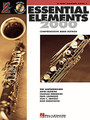 Essential Elements 2000 - Book 2 (Bb Bass Clarinet). For B-flat Bass Clarinet. Essential Elements 2000. Play Along. Method book and accompaniment CD. 48 pages. Published by Hal Leonard.  Book 2 includes: